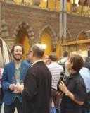 DHOxSS opening reception at Oxford's Museum of Natural History