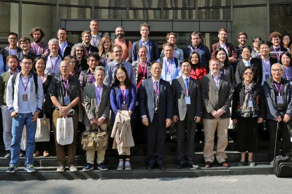 DLfM 2017: group photo